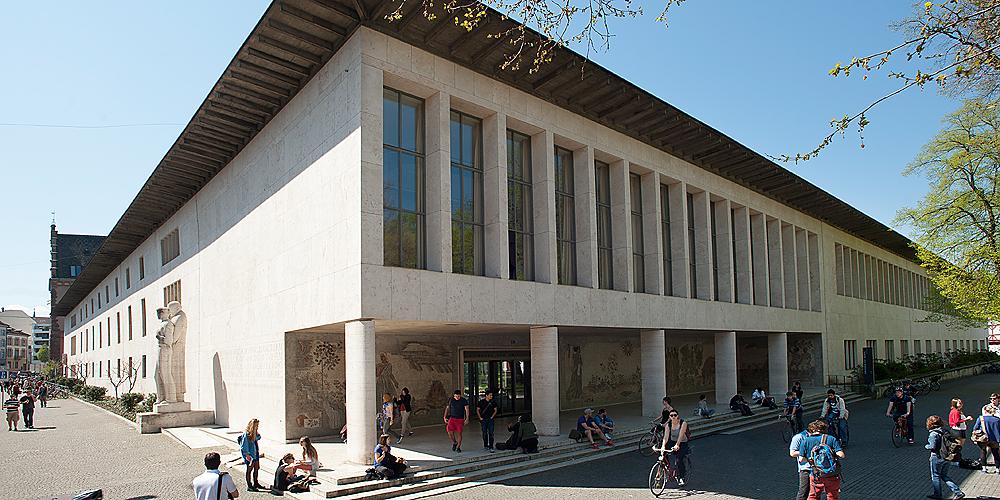 Kollegienhaus der Universität Basel am Petersplatz