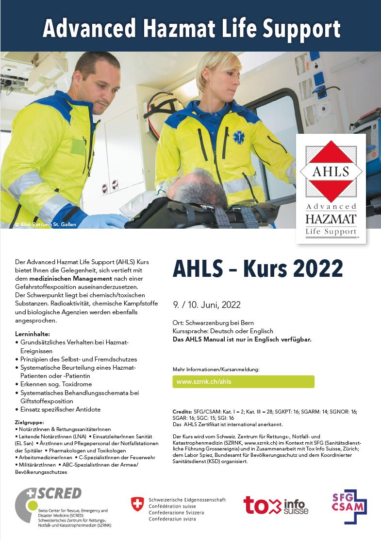 AHLS-Provider Weiterbildung