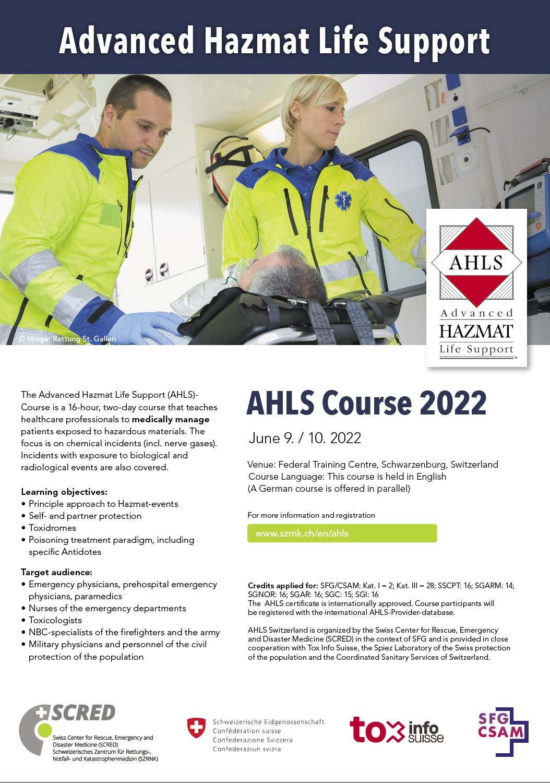 AHLS Provider Course 2022-EN